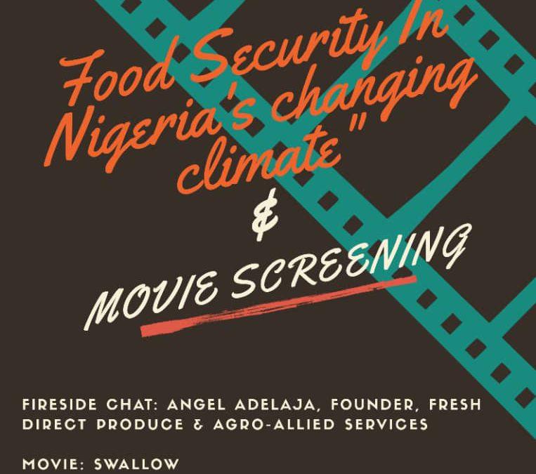 Movie Screening & Fireside Chat