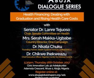 Abuja Dialogue Series – Health Financing in Nigeria