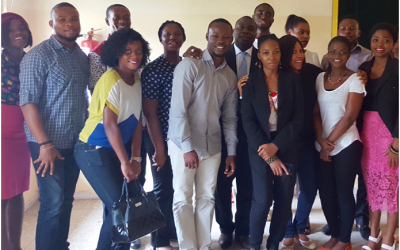 Abuja Global Shapers  Employability Skills Workshop