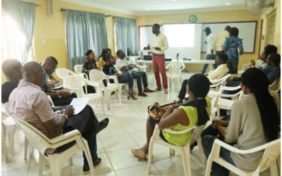 The Abuja Global Shapers Community Holds Fifth Session of the Employability and Entrepreneurship Programme