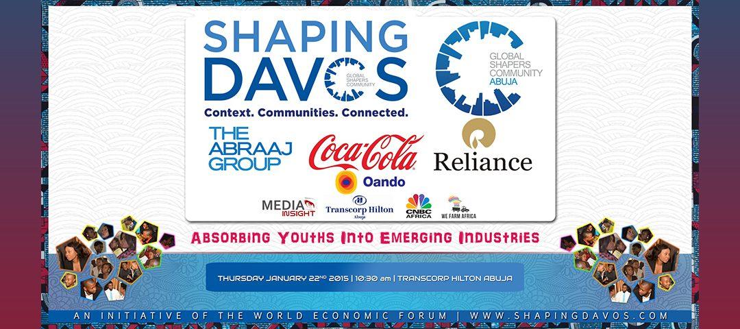 Shaping Davos