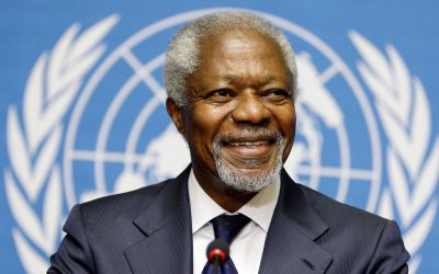 Abuja Global Shapers Community Mourns Kofi Annan