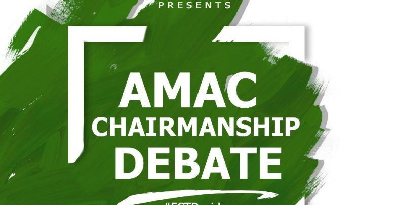 Abuja Global Shapers Hosts First Ever AMAC Chairmanship Debate