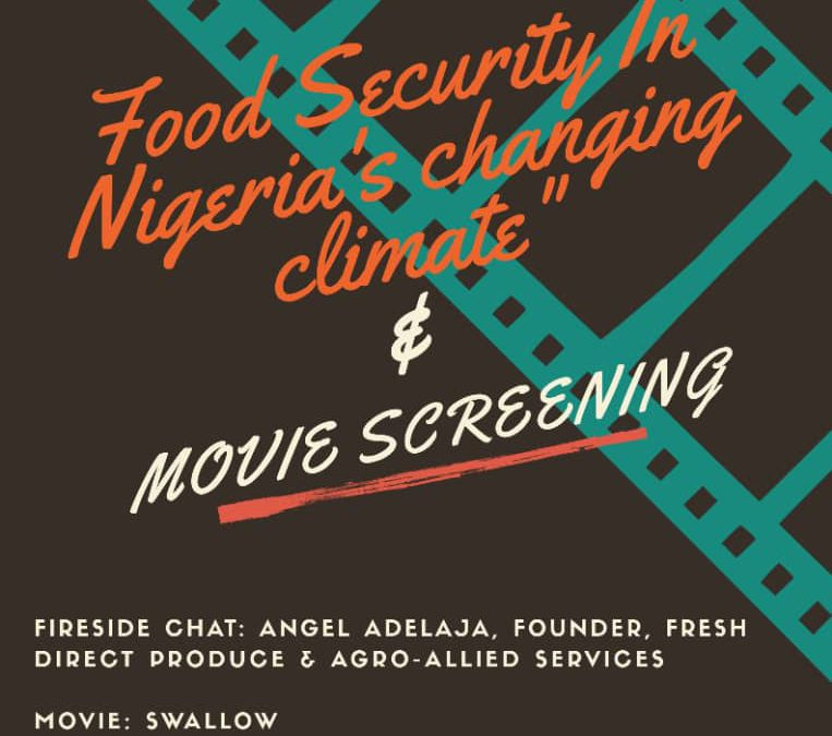 Movie Screening & Fireside Chat